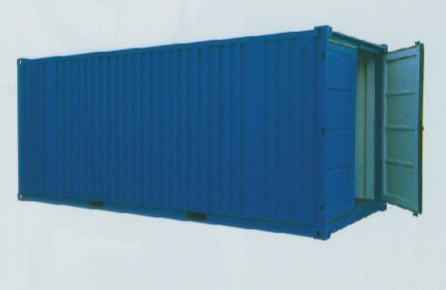 Lagercontainer 1