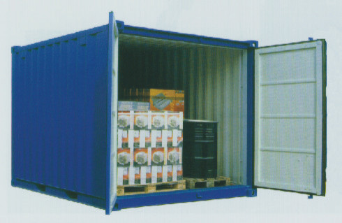 Lagercontainer 2