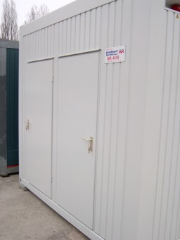 WC-Container Damen & Herren Typ WC10 Bild 1