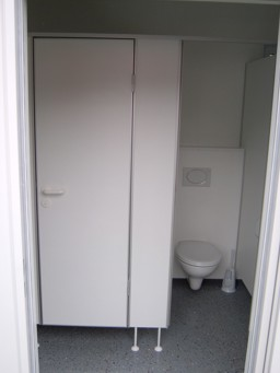 WC-Container Damen & Herren Typ WC25 Bild 3